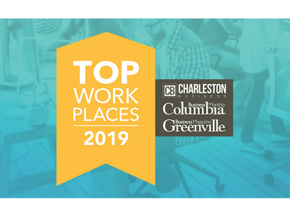Interim HealthCare was named as one of the top work places in 2019