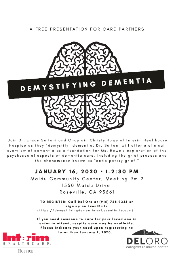 Demystifying Dementia