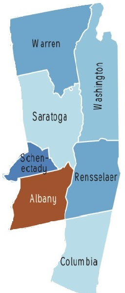 Interim HealthCare of the NY Captial Region - Home Care service Area