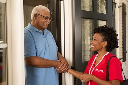 Home care for people with Arthritis