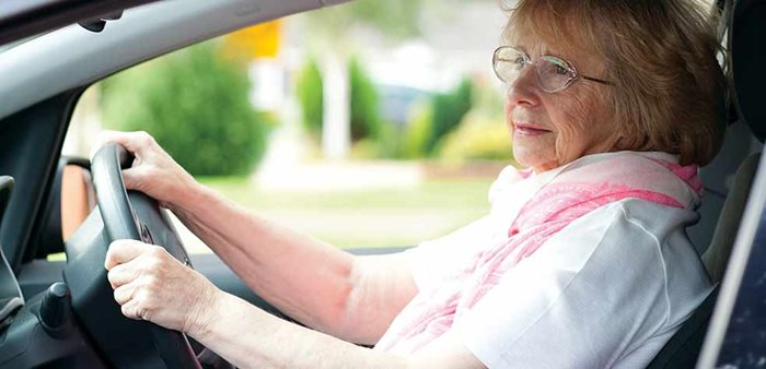 Alzheimer's Care: When Driving Becomes Dangerous