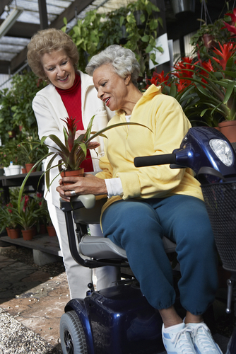 Scooters can help seniors get around and make daily life easier, many are covered by Medicare