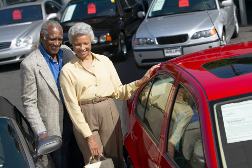Car Shopping Tips for Older Drivers