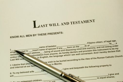 The Consequences of Dying Without a Will