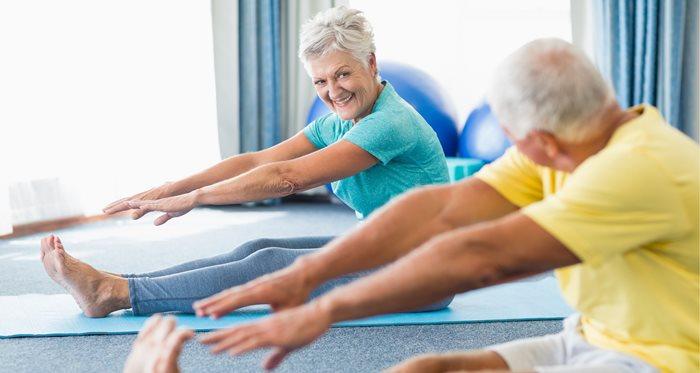 5 Easy At-Home Exercises for Seniors