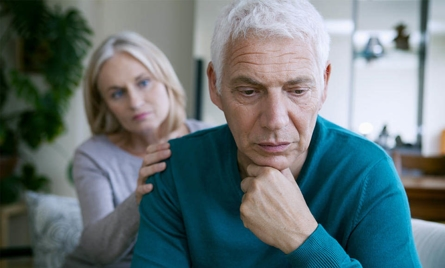 It's Not Personal: When a Loved One with Dementia Distrusts You
