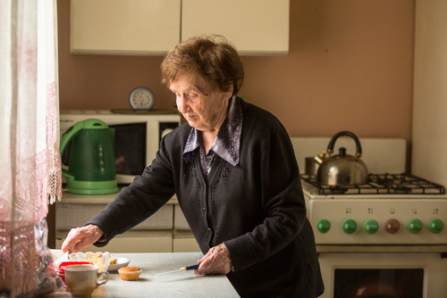 Food Assistance Programs Can Help Seniors in Need
