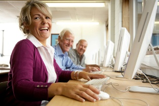 Helping Seniors Learn New Technology