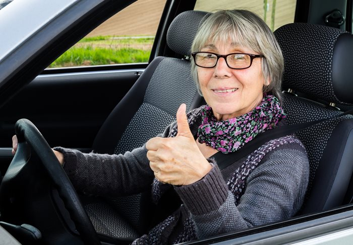 Top New Cars for Older Drivers