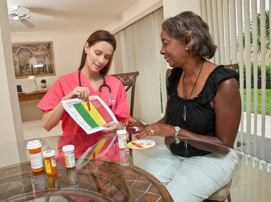 Older Adults Taking Medications