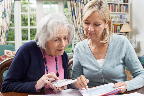 How to Find Financial Assistance for Elderly Parents