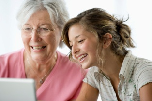 Social Security Benefits for Kids living with Seniors