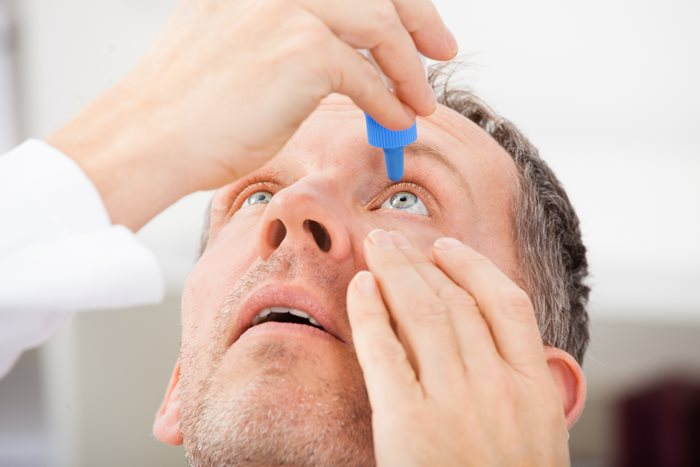 Dry eyes are a common problem that affects more than one-third of middle-aged and older Americans