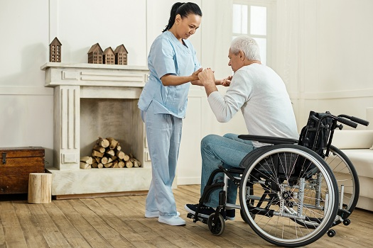 A Broken Leg Is Only One Risk for Seniors at Home After a Fall