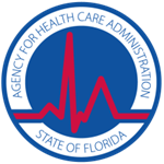 AHCA logo for excellent in home care in sarasota