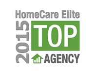 Interim HealthCare of  S.E. Ohio (Bridgeport) was named as a 2015 Top Agency by Home Care Elite