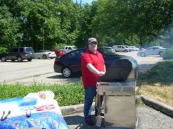 Father's Day Grill out for Charity