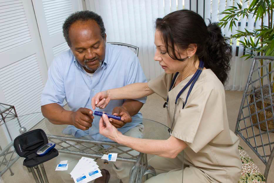 Home Nursing by Interim HealthCare includes educating our patients