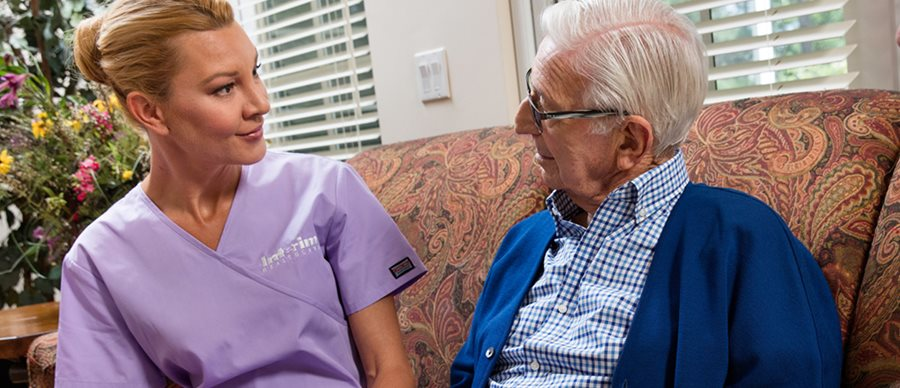 Hospice treats peoople in relationship to their disease.