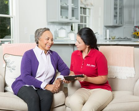 Home Care begins with a plan