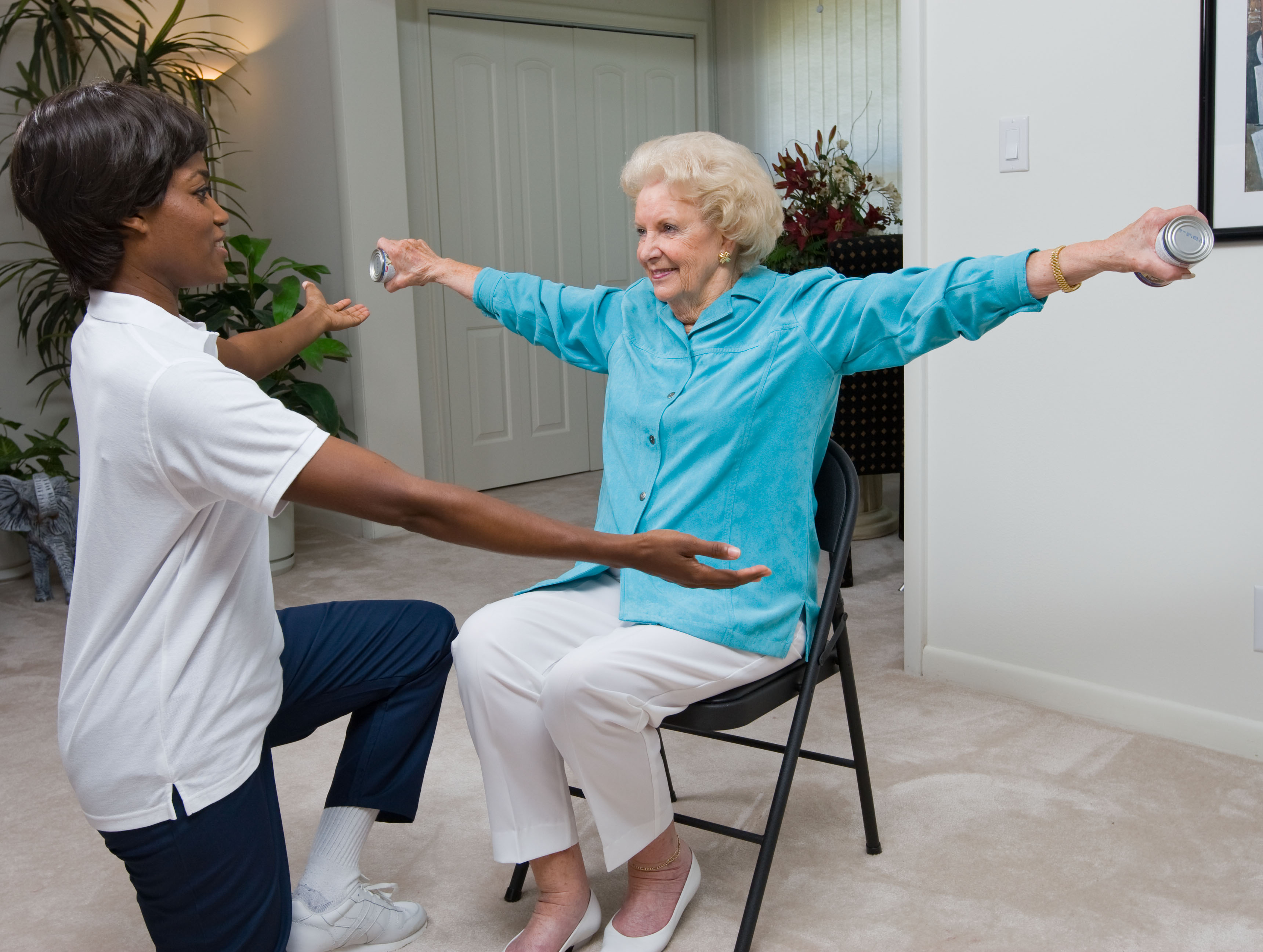 Exercise is even more important for older adults.