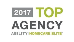 Homecare Elite 2017 Top Agency