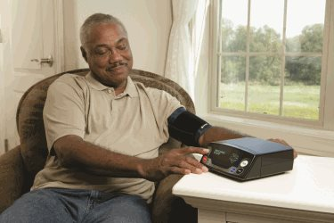Interim's Telehealth Program uses technology to monitor your vitals