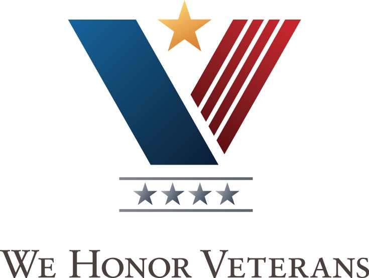 Interim Hospice have achieved a Level 4 partnership with the We Honor Veterans program! Proudly serving our Veterans and their families #wehonorveterans