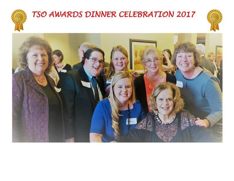 TSO AWARDS DINNER CELEBRATION 2017