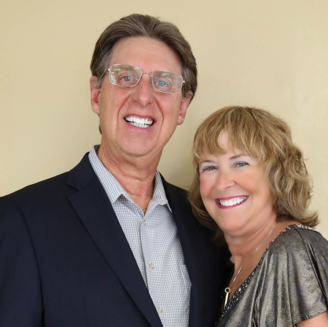 Chuck and Cassie Conrad, Owners of Interim HealthCare of Charlotte County, FL
