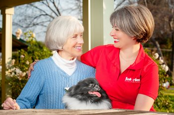 Respite Care from Interim HealthCare of Medford, Oregon means that your loved ones will be taken care of by professionals that you can trust.