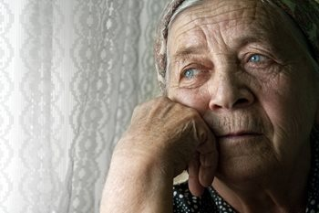 When Is Feeling a Little Blue Normal for the Elderly?