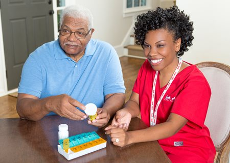Medication Management Services by Interim HealthCare - Glens Falls - Saratoga, NY Region