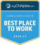 "MyCNAjobs.com names Interim HealthCare of it's ""Best Places to Work"""