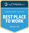 MyCNA jobs.com Best Place to Work 2016-17 Interim HealthCare