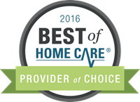 Interim HealthCare of Salt Lake Named Provider of Choice for 2016 by the Best of Home Care