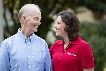 Respite care by Interim Healthcare can provide much needed relief for primary or family caregivers.