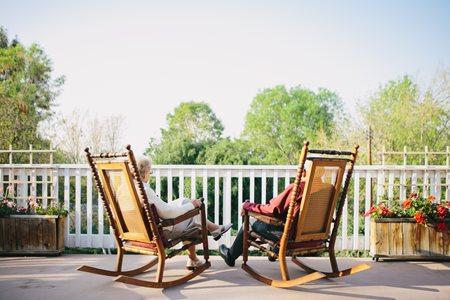 Designing Outdoor Living Areas For Seniors Interim