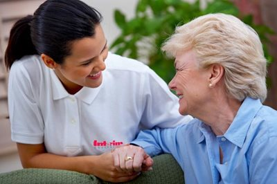 One of our Senior Care Professionals in Broward County, FL